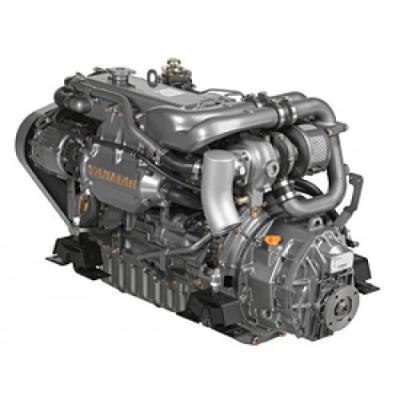 moteur  4JH4 HTE 110 CV