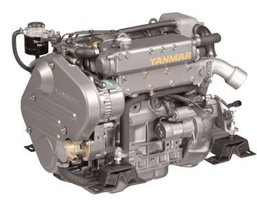 moteur 4JH5E 54 CV