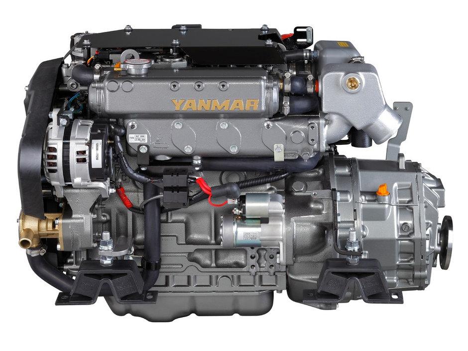 moteur 4JH45 CR 45 cv