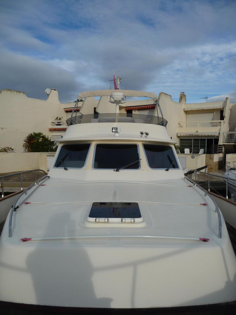 BELLUIRE 1350. Moteur Yanmar 6LY. 370 cv
