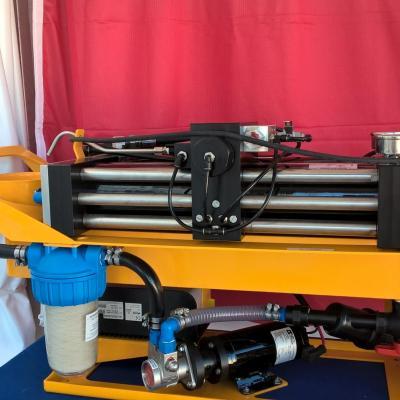 Dessalinisateur Aquabase à récupération d'énergie