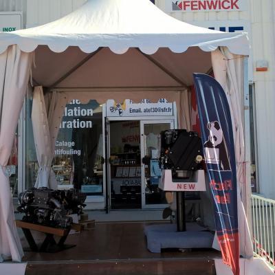 Salon les nautiques de Port Camargue 2018