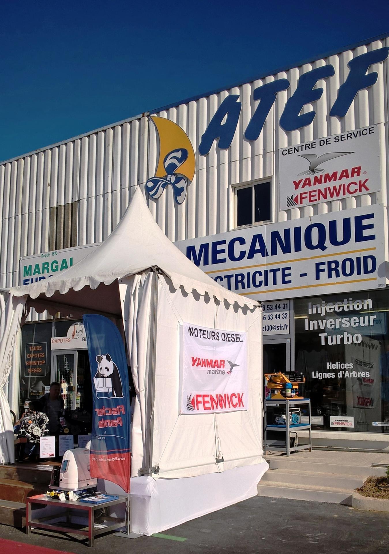 Mécanique Bateaux Port Camargue
